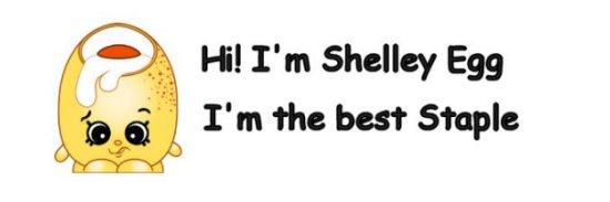 Shelley Egg Shopkin
